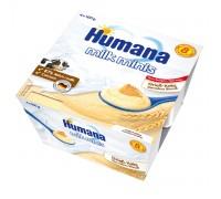 Humana Молочная бисквитная каша с 8 месяцев